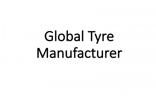 Global Tyre Manufacturer